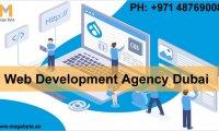 Modernized and Dedicated web development agency in Dubai