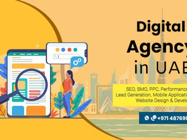 Best digital marketing company in Dubai, United Arab Emirates.